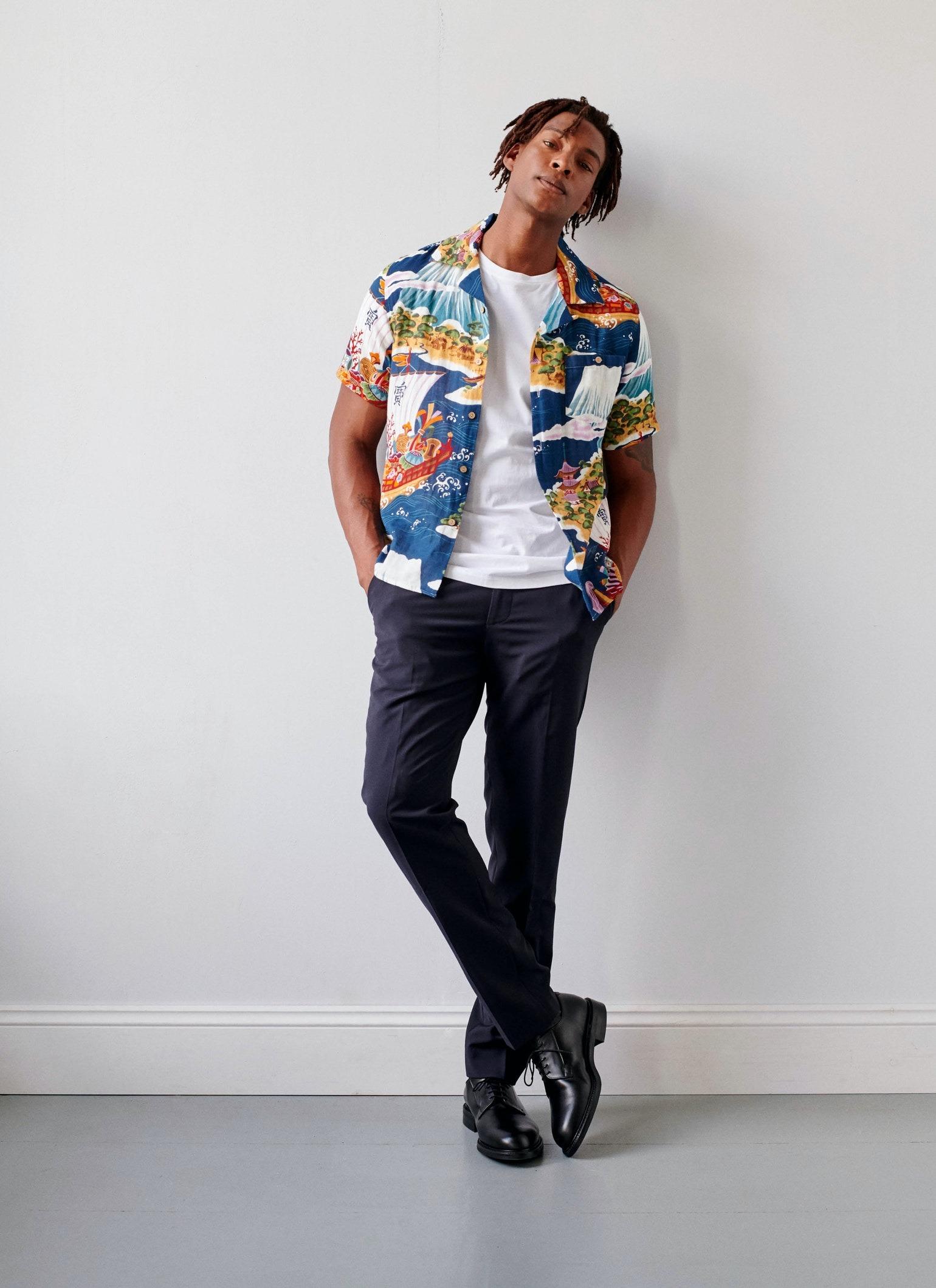 Choose the best Hawaiian shirts