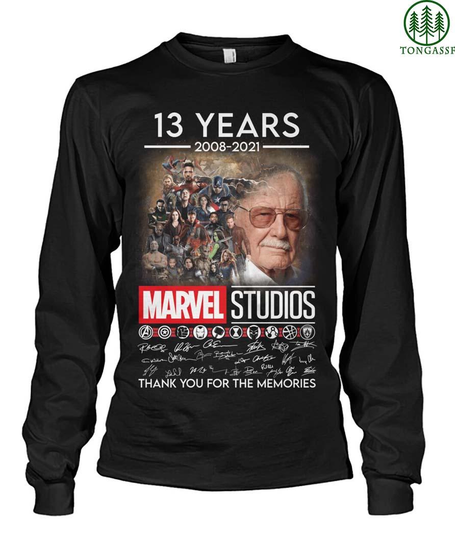 13 years Marvel Studio Thanks you Stan Lee