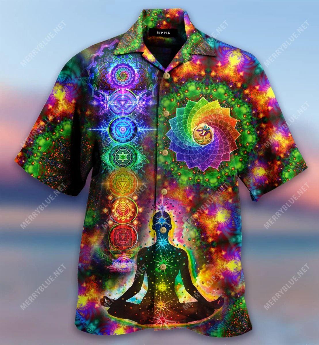 Om Namah Shivay Hawaiian Shirt