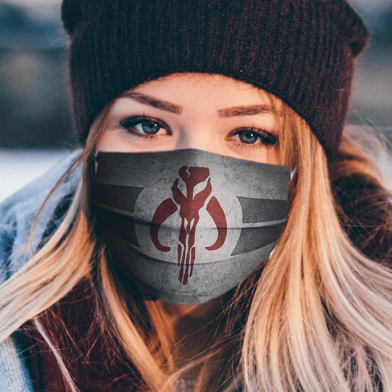 Kyrbes Star Wars 3D face mask