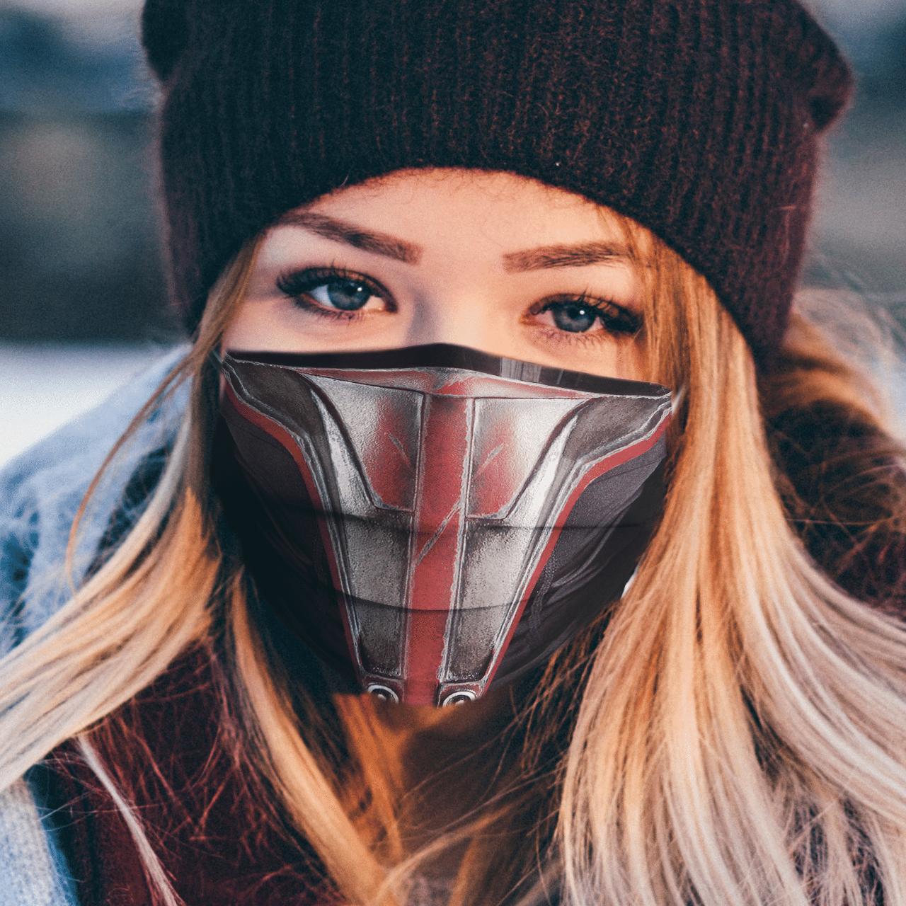 Darth Revan Star War 3D face mask