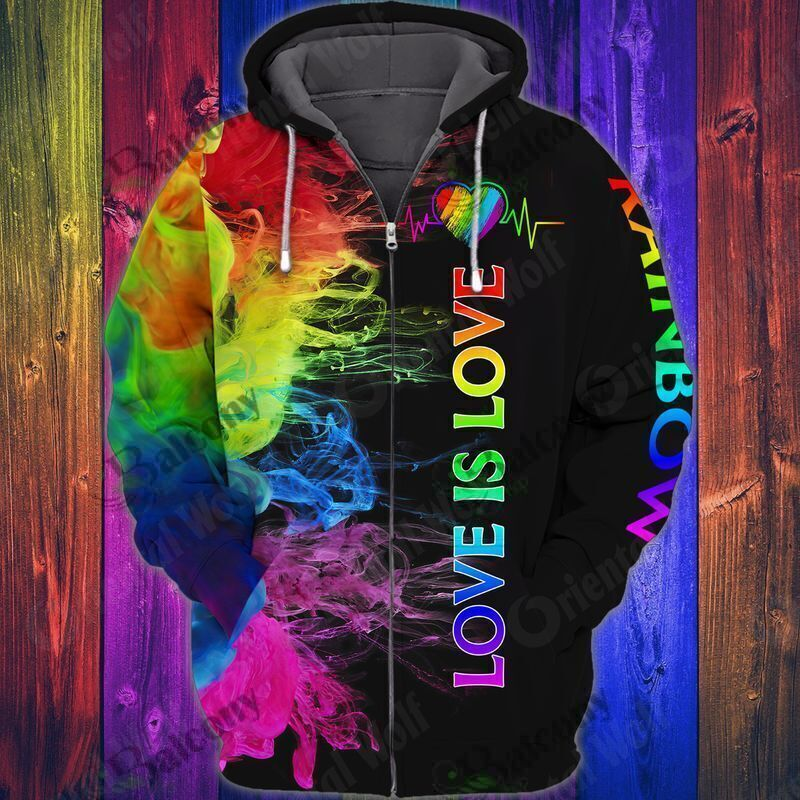 New LGBT 3D Hoodie collection