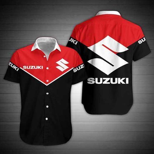 Suzuki Special Edition Hawaiian Shirt