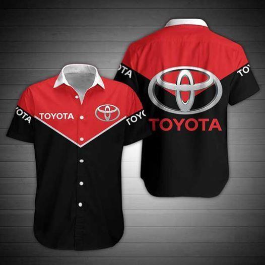 Toyota Limited Edition Hawaiian Shirt