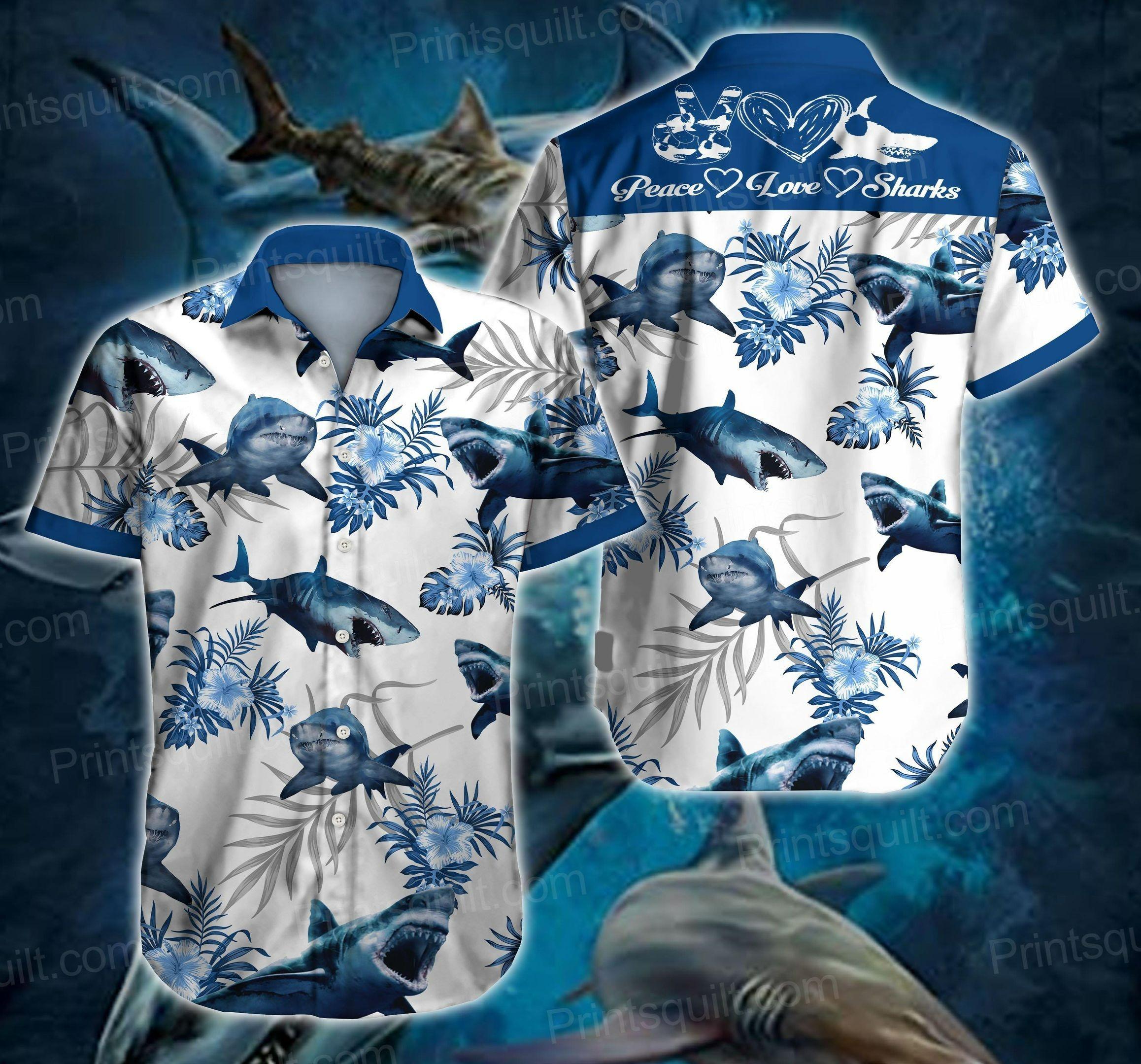 Hawaiian shirt for summer