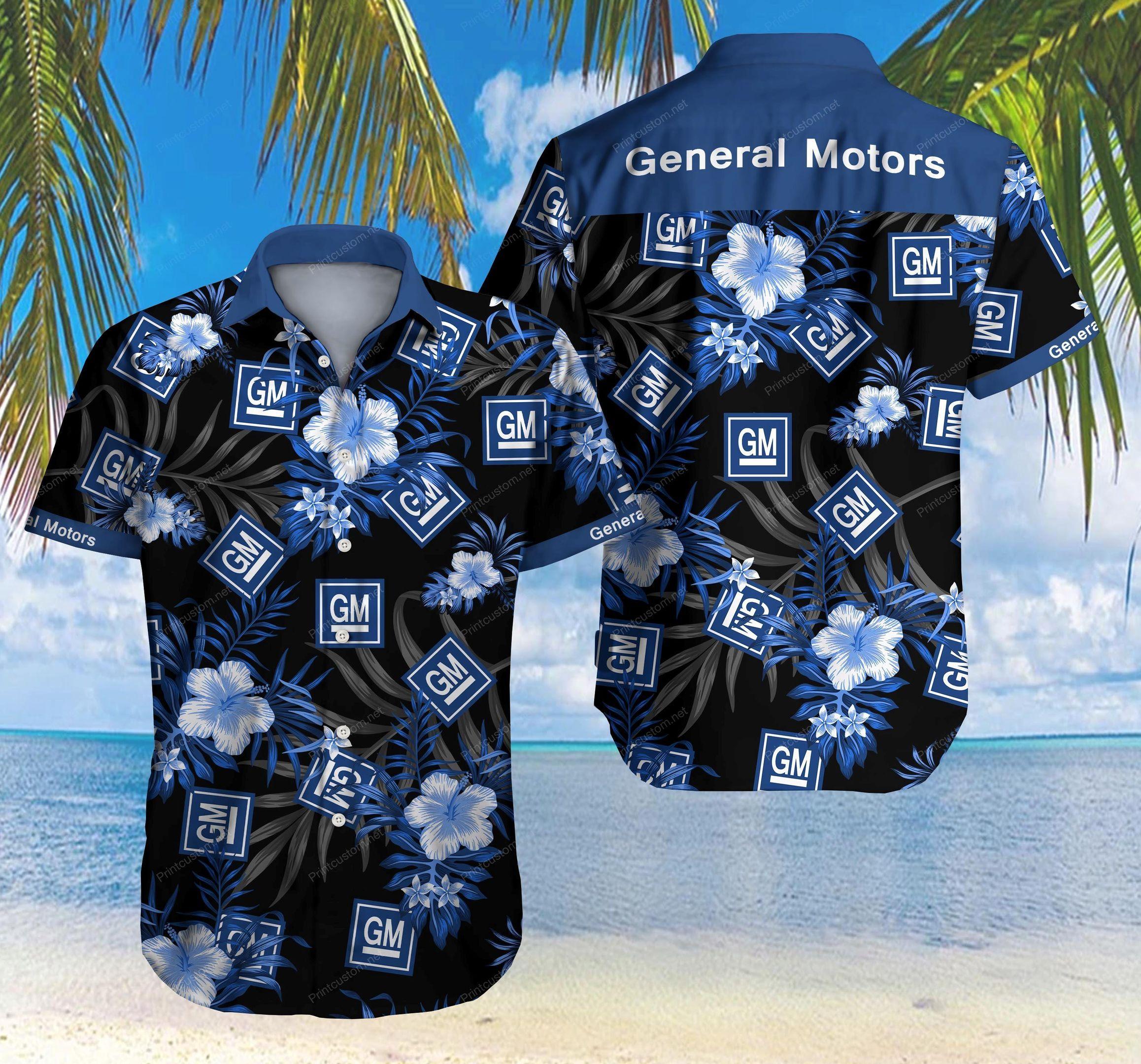 General Motors Hawaii Shirt