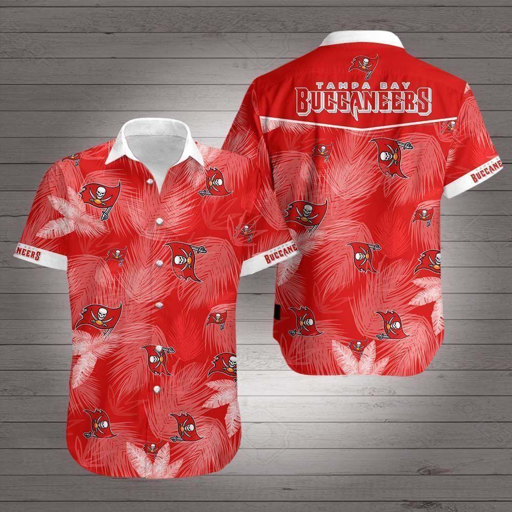 Tampa Bay Buccaneers Hawaii Shirt