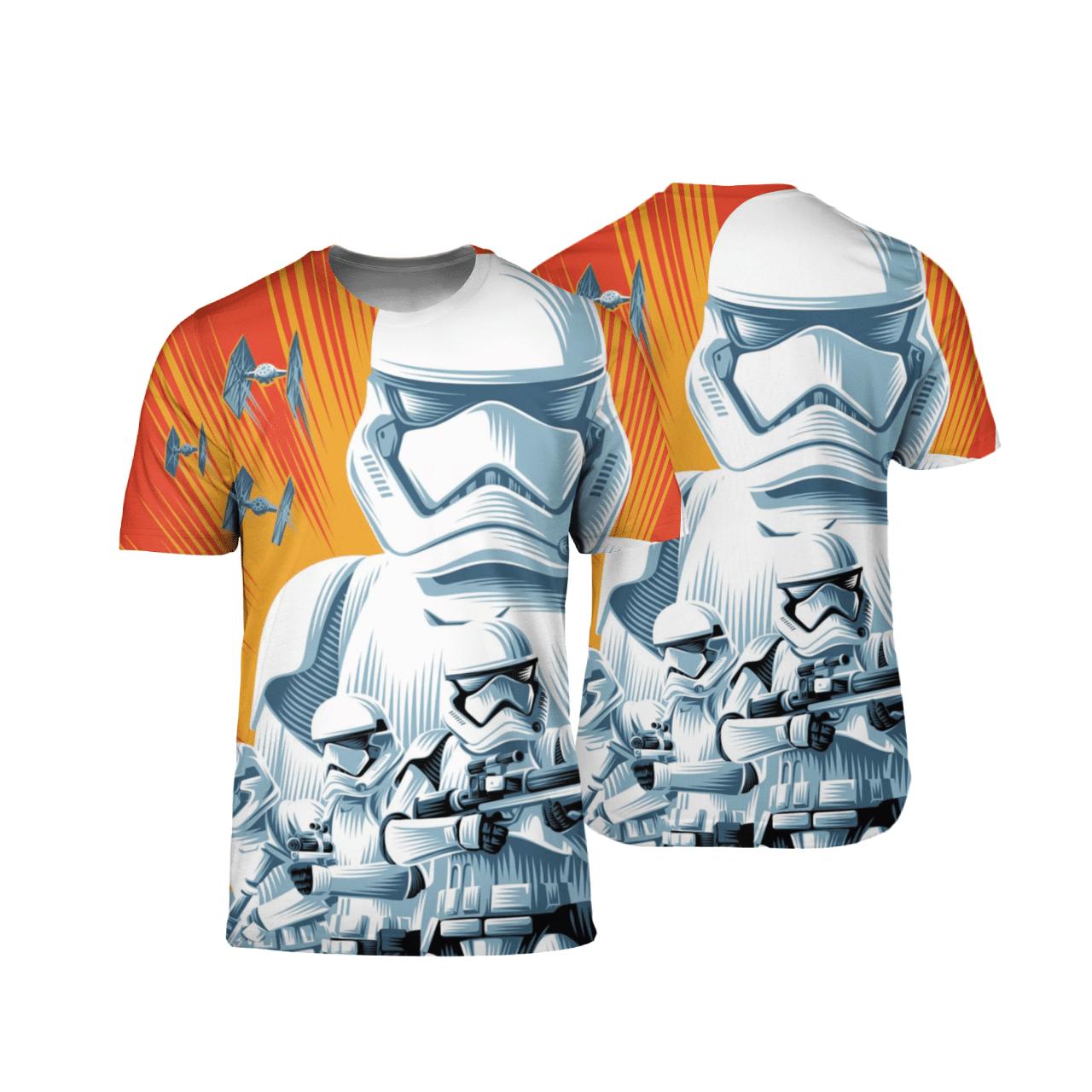 Stormtrooper 3D Print T-shirt