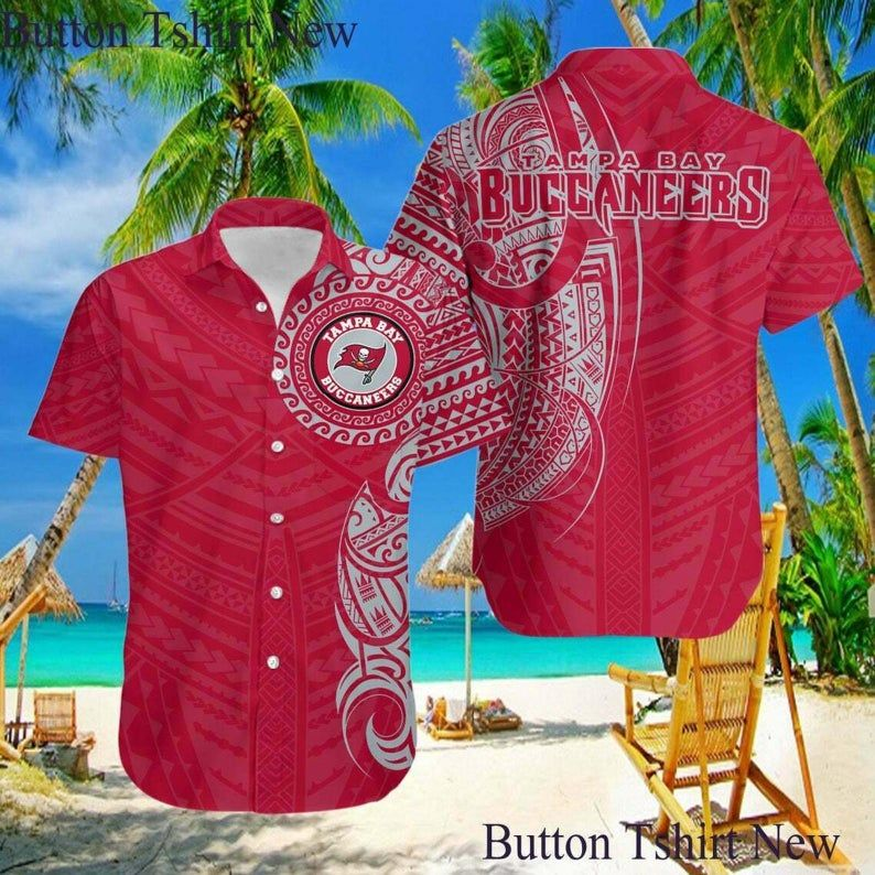 Tampa Bay Buccaneers Special Hawaiian Shirt Button Shirt