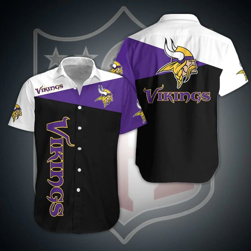 NFL Minnesota Vikings Limited Edition Hawaiian Shirt