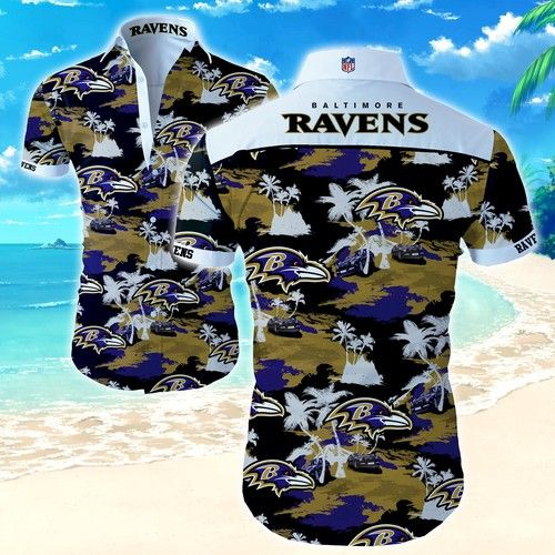 This Is Nfl Baltimore Ravens Hawaiian Shirt