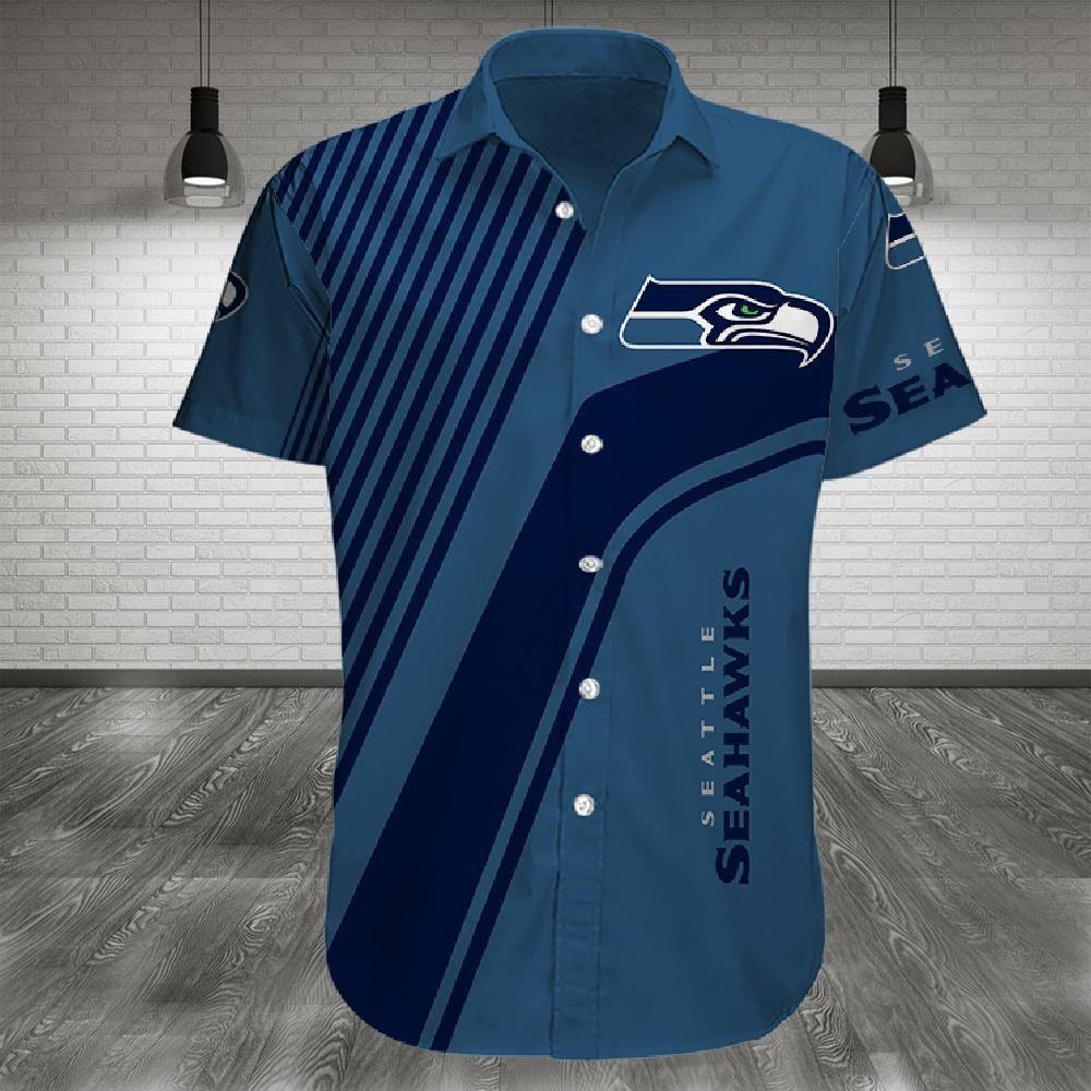 Seattle Seahawks Special Edition Hawaiian Shirt Beach Shirt