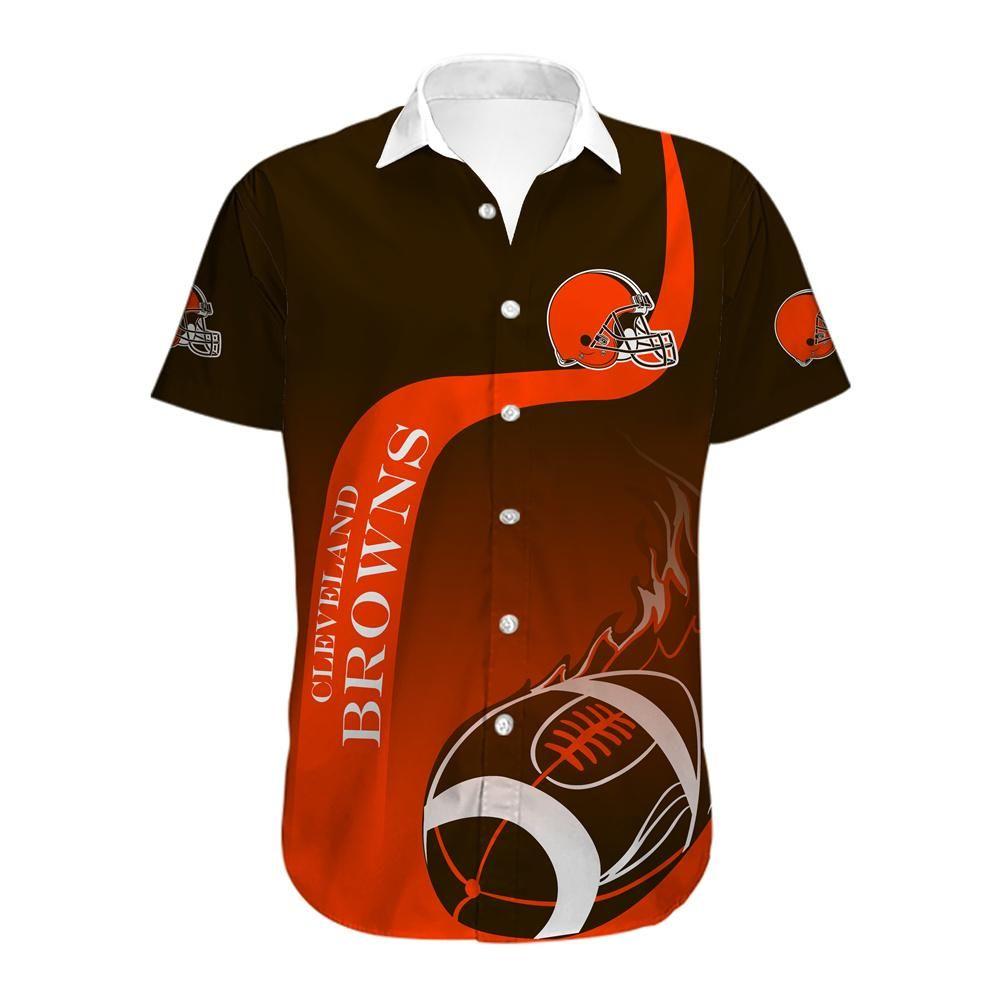NFL Cleveland Browns Limited Edition Hawaiian Shirt