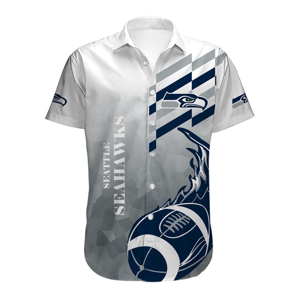 Seattle Seahawks Limited Edition Hawaiian Shirt Summer Shirt For Fans