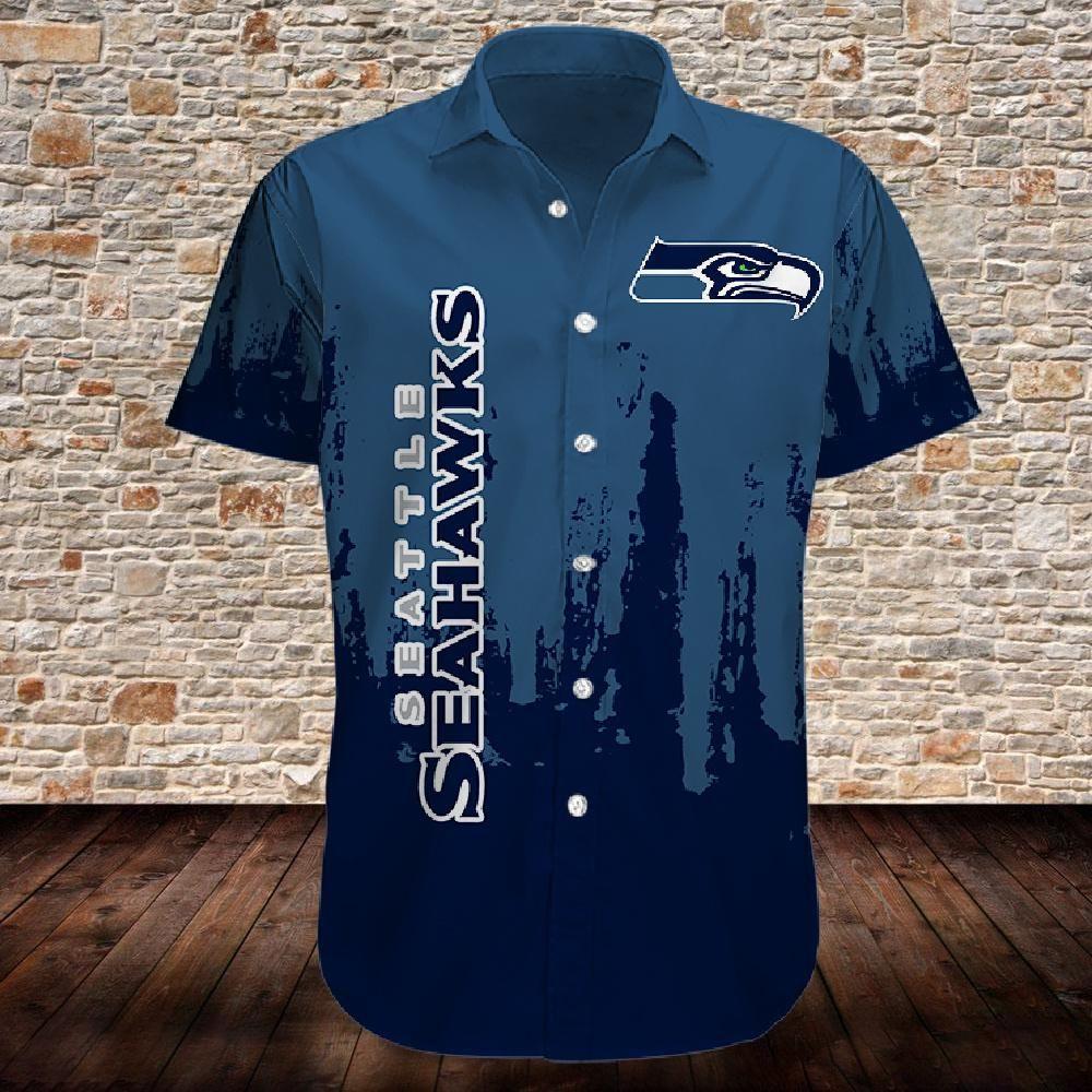 Seattle Seahawks Limited Edition elegant Hawaiian Shirt Beach Shirt