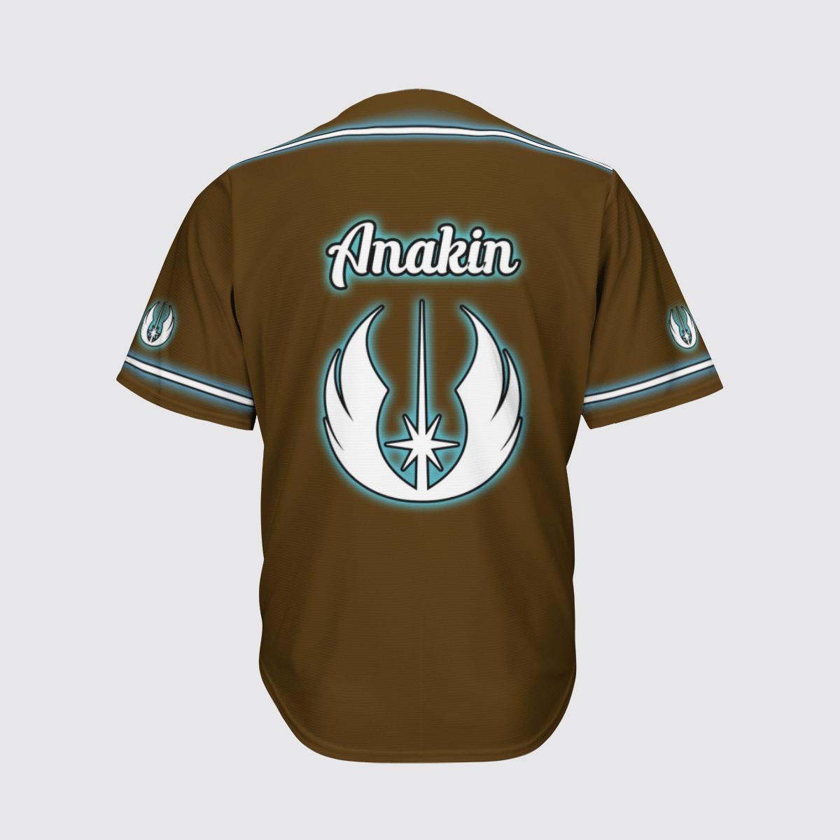 Star wars Skywalker Baseball Jersey