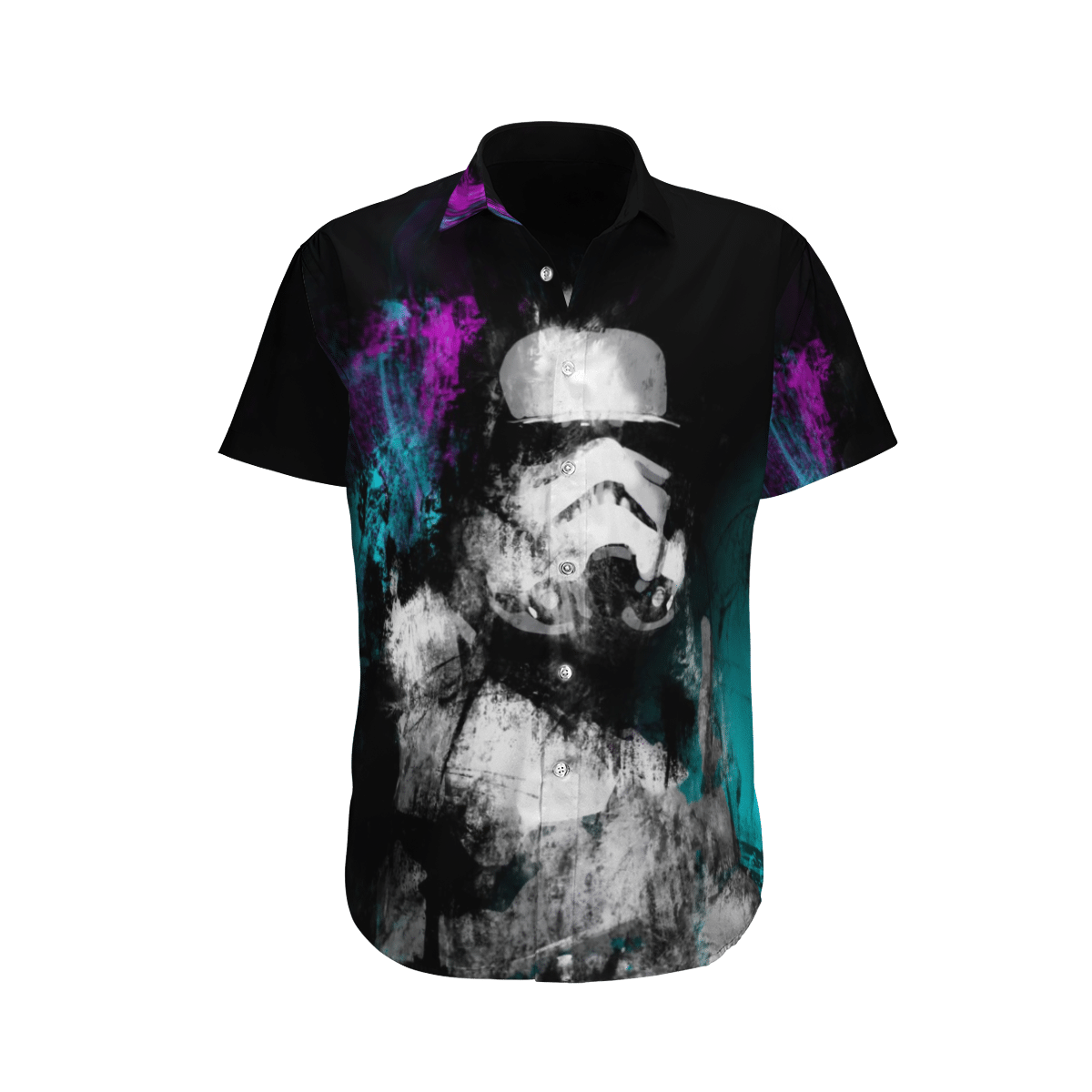 Star wars Stormtroopers Commander Hawaiian shirt