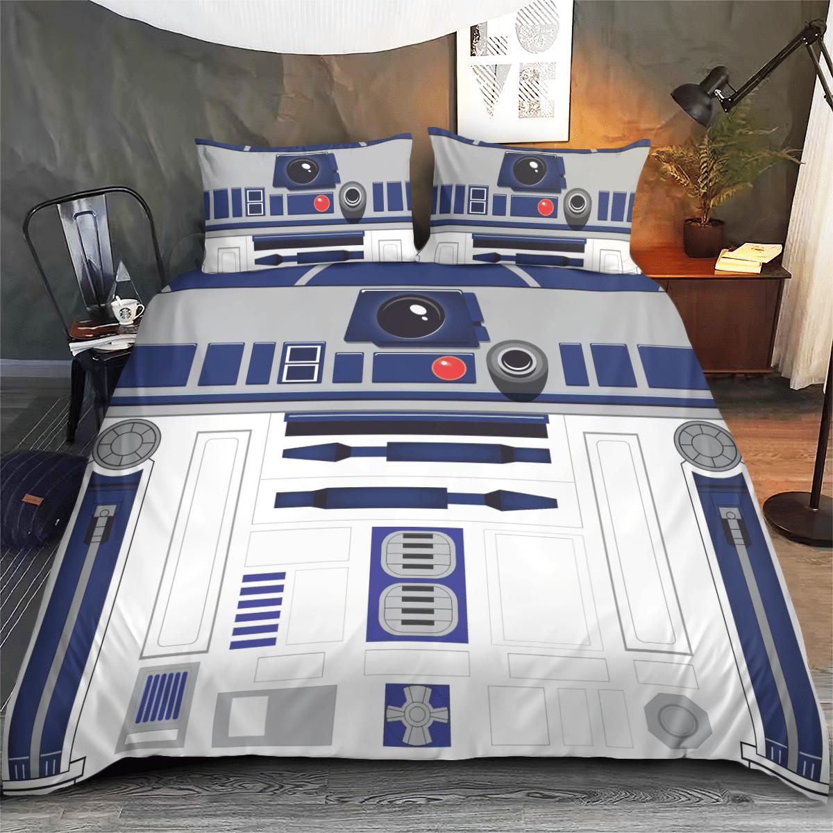 Star wars Machinery Modern Bedding Set