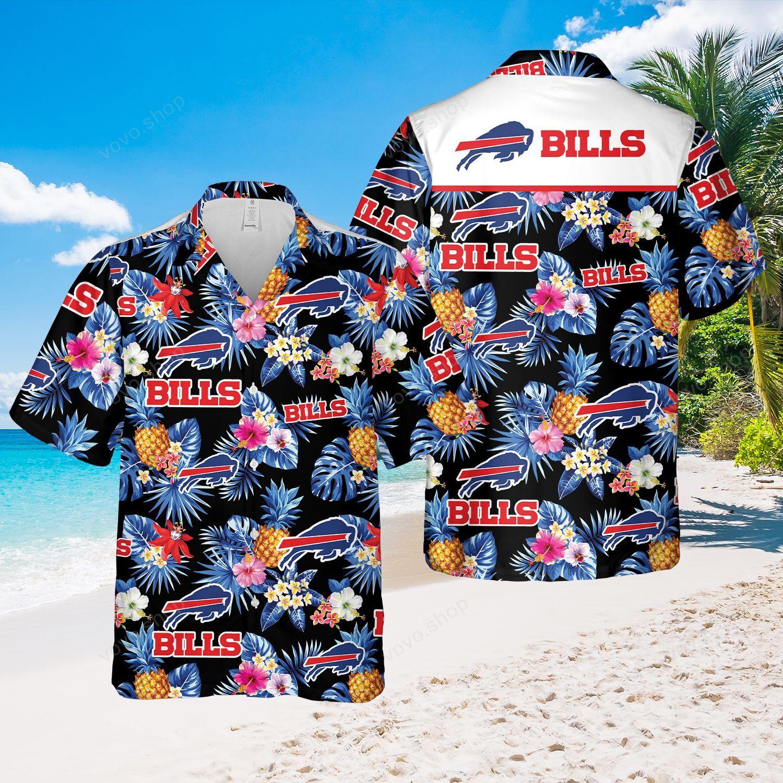 Buffalo Bills Hawaiian Shirt And Shorts