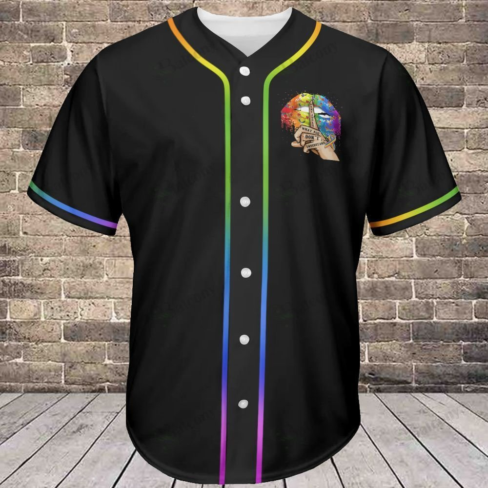 Special designed Baseball Jersey shirt for a cool outlook