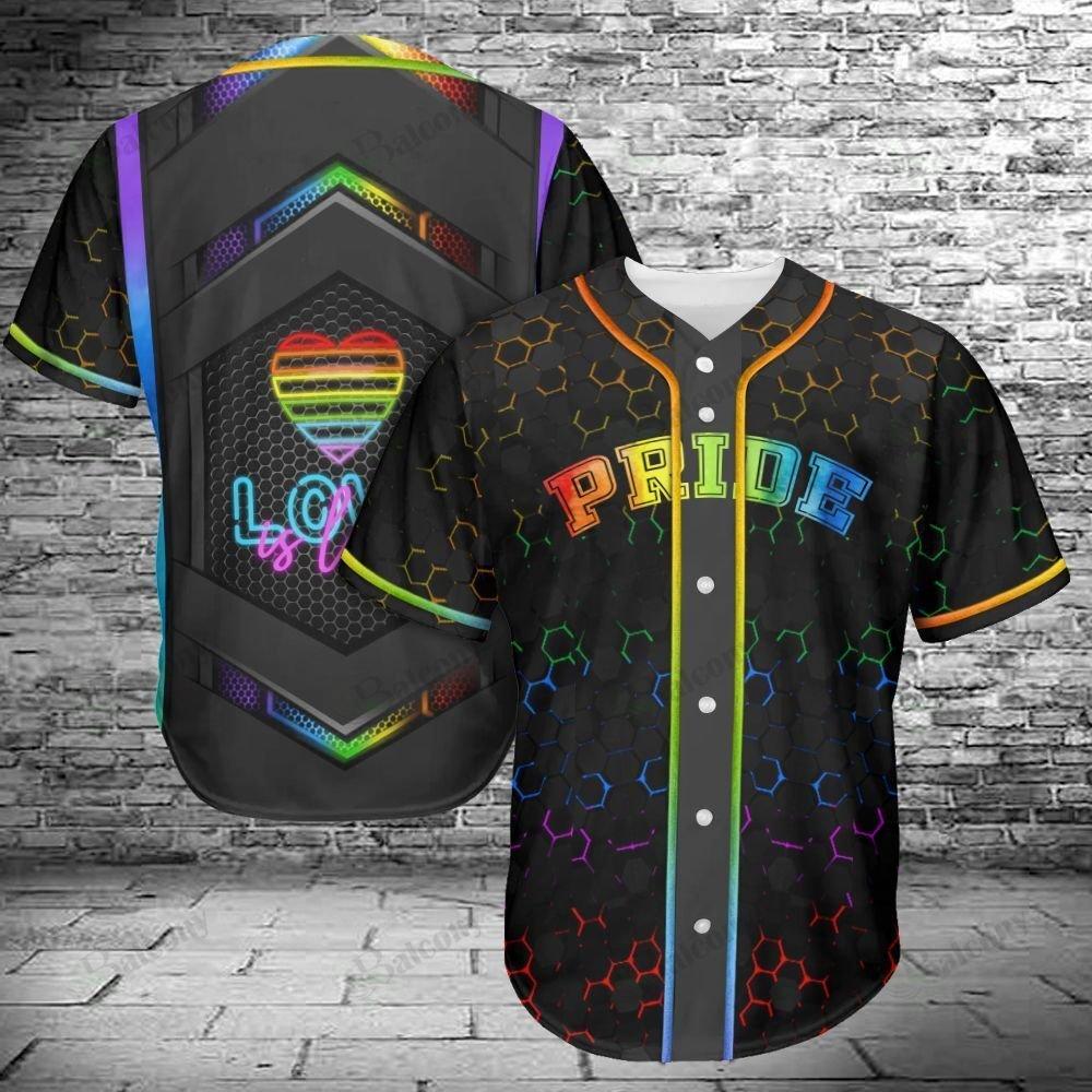 LGBT Pride Phone Case Baseball Jersey shirt