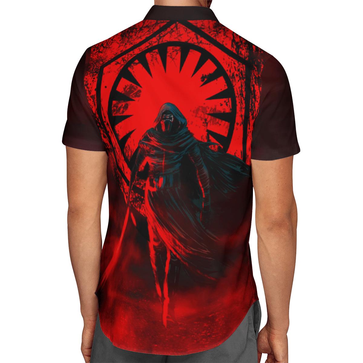 Star Wars Kylo Ren Hawaii Shirt