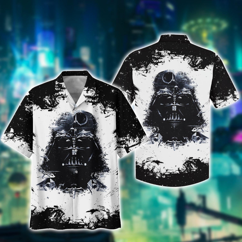 Star War Darth Vader Limited Edition Hawaiian Shirt