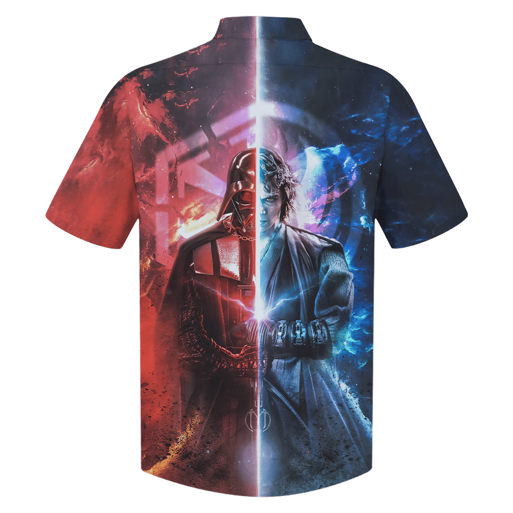 Darth Vader Anakin Skywalker Star Wars Hawaiian Shirts