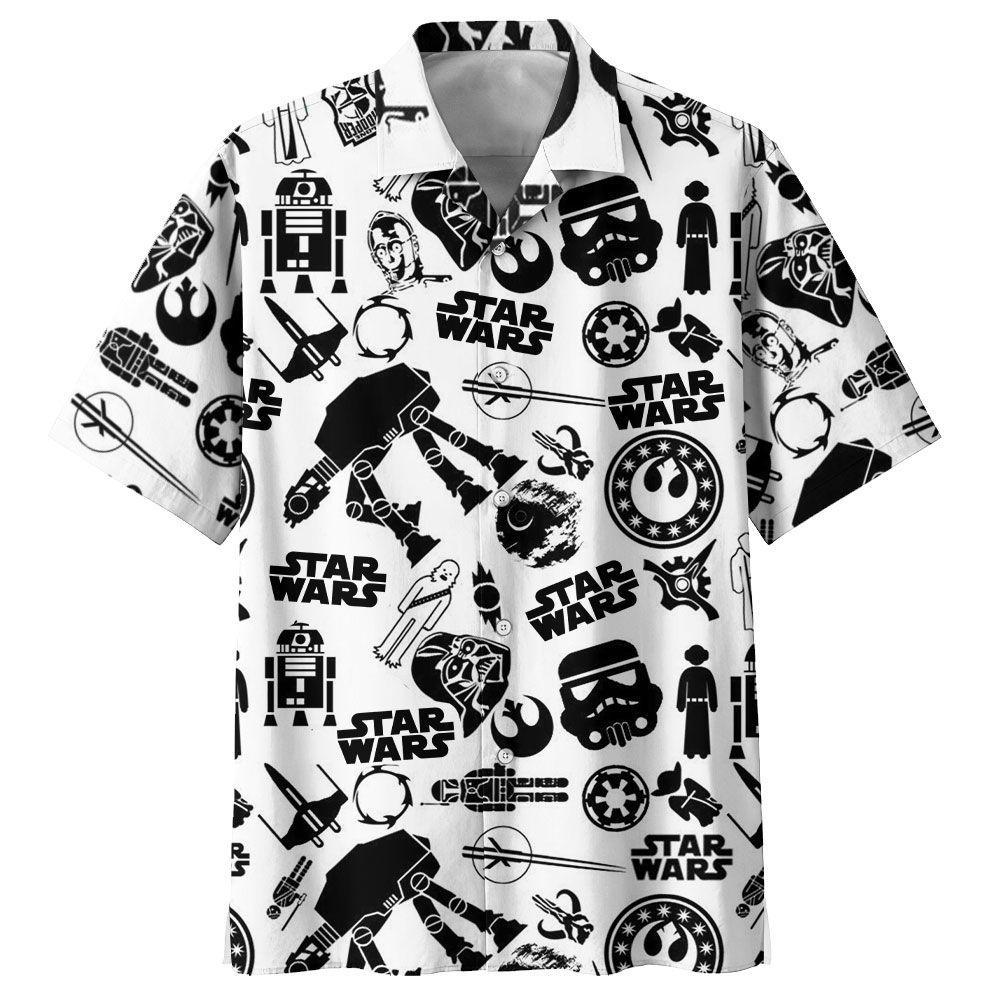 Star Wars Amazing Memory Hawaiian Shirt