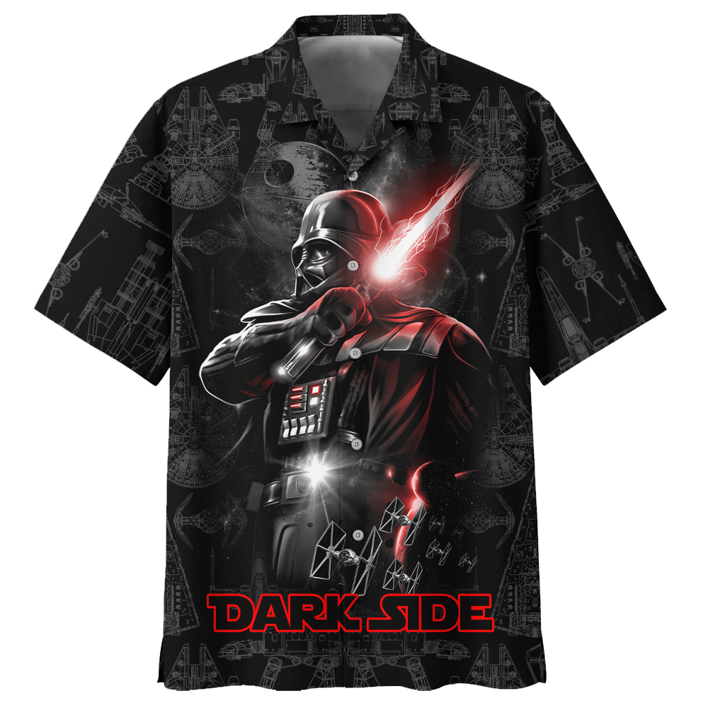 Darth Vader Dark Side Star Wars Hawaiian Shirt