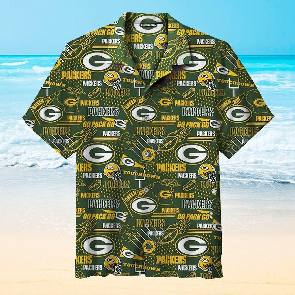 NFL Hawaiian Shirt Collection 68