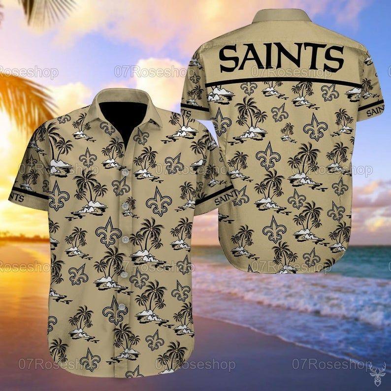 New Orleans Hawaiian Saints Summer Vacation NFL