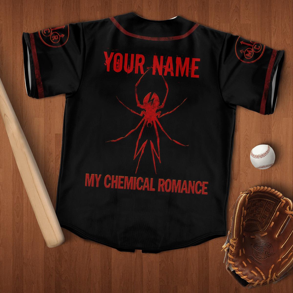 BEST SELLING cartoon Baseball Jersey shirt 2021