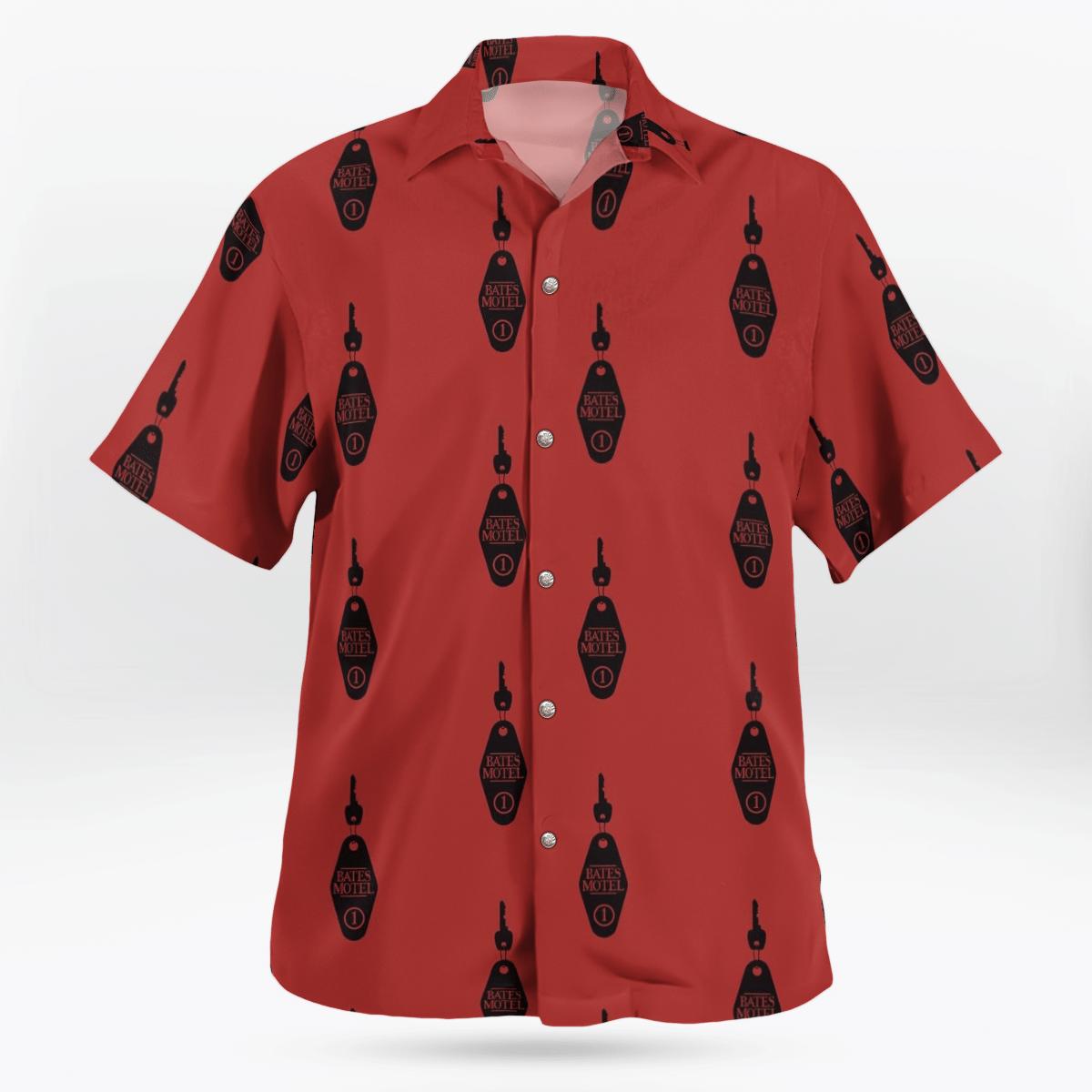 Bates Motel TV series Hawaiian Shirt