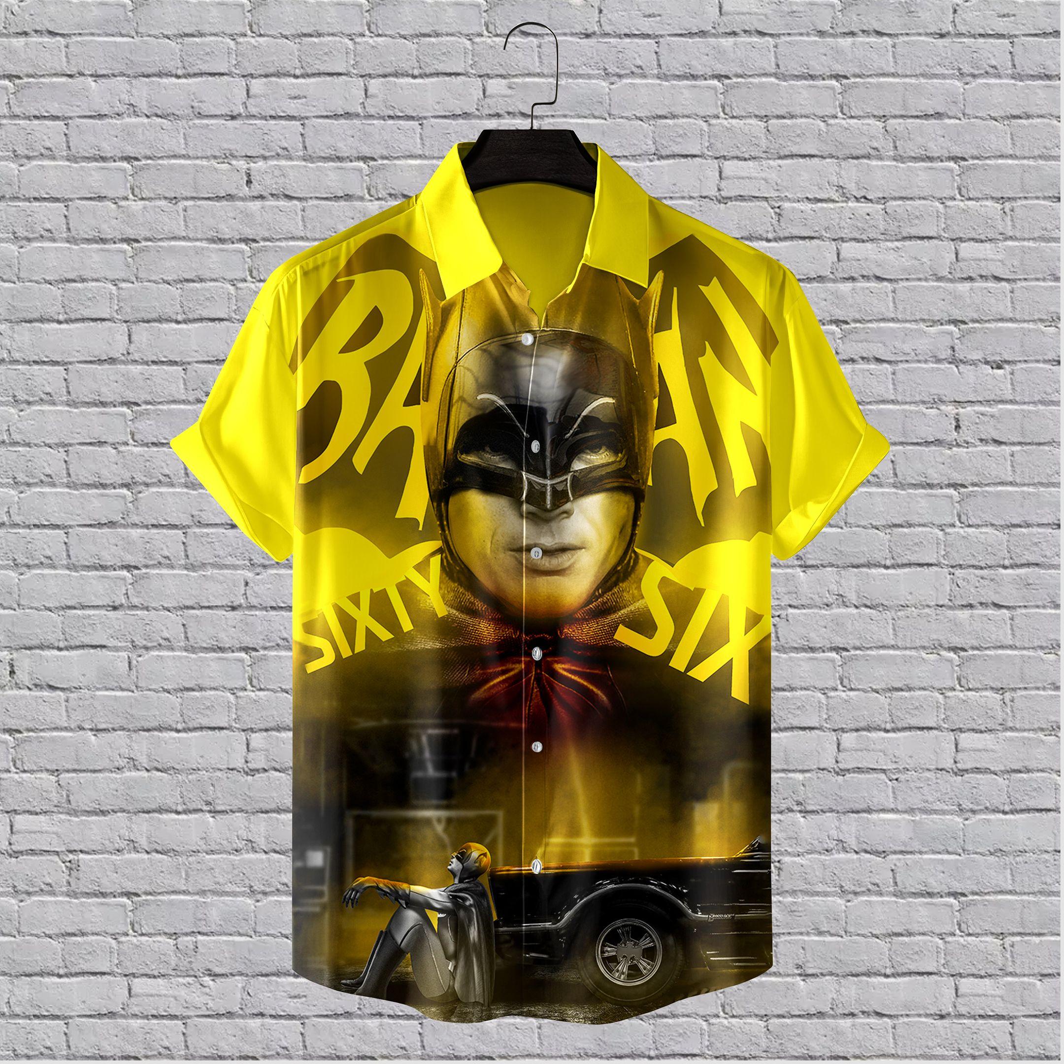 Batman 66 sixty six Hawaiian Shirt