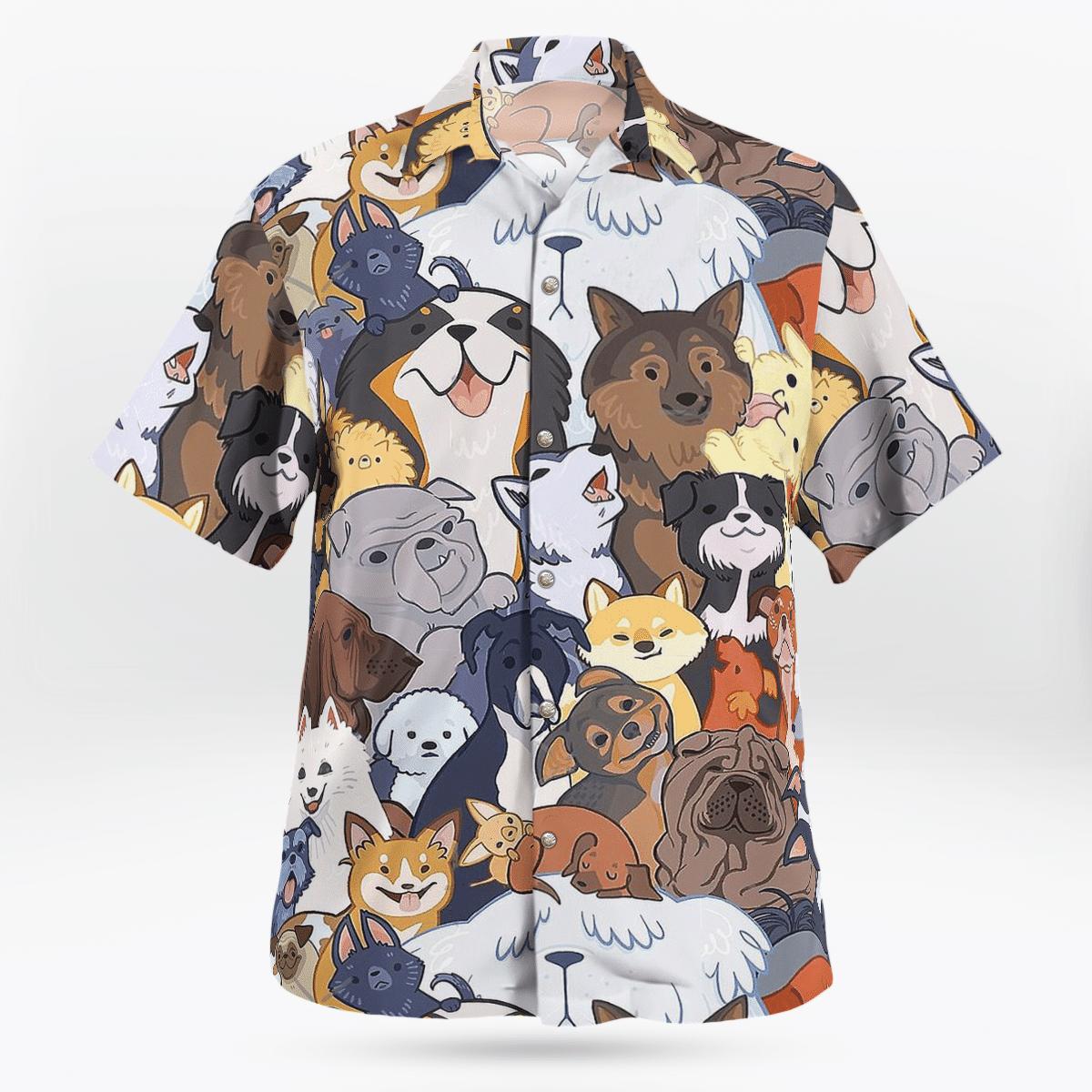 Top 10 Hawaiian shirts in Summer part 2