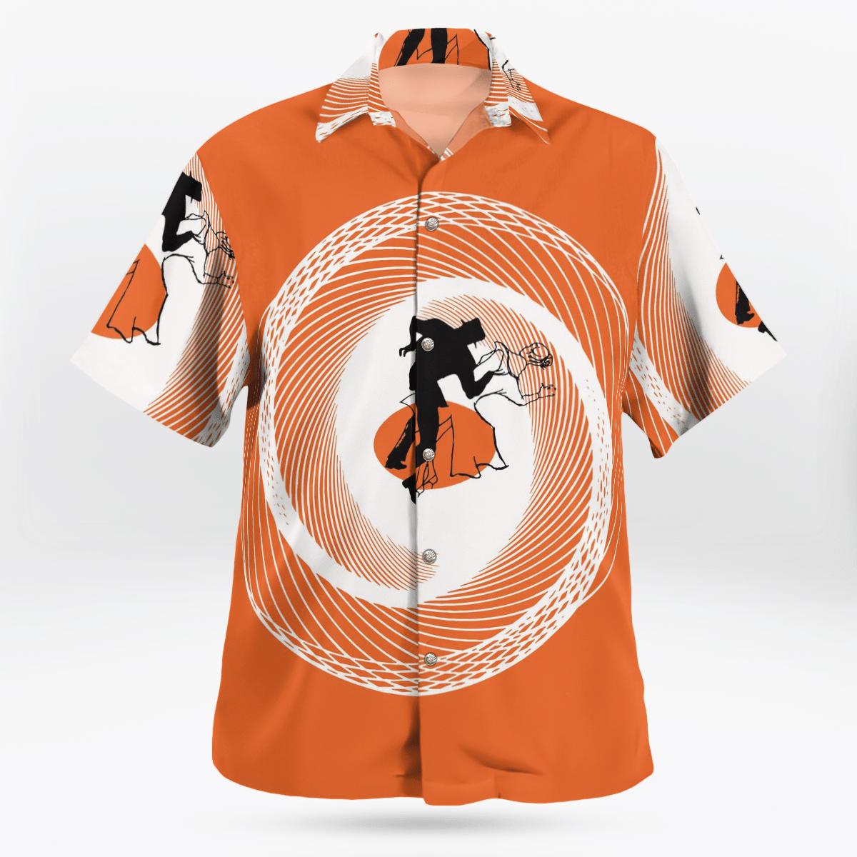 Vertigo Hawaiian Shirt