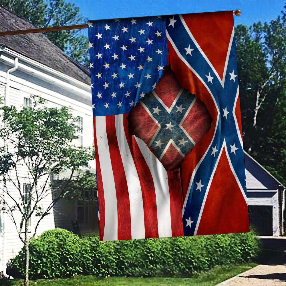 Southern Rebel Battle Flag
