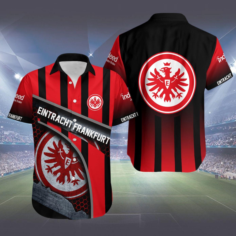 Eintracht frankfurt Hawaiian Shirt