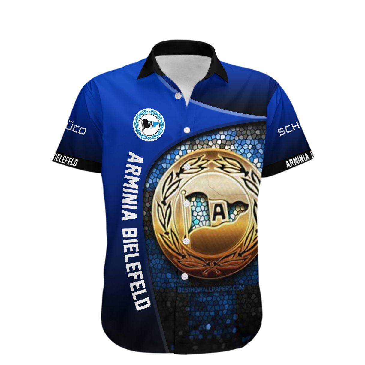 Arminia Hoffenheim Die Arminen Hawaiian Shirt
