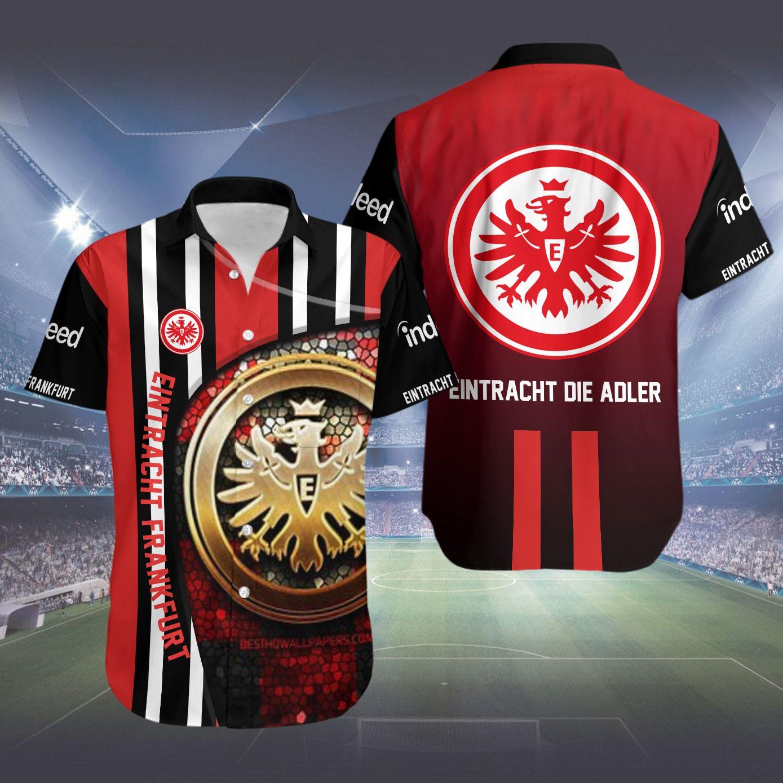 Eintracht frankfurt Die Adler Hawaiian Shirt