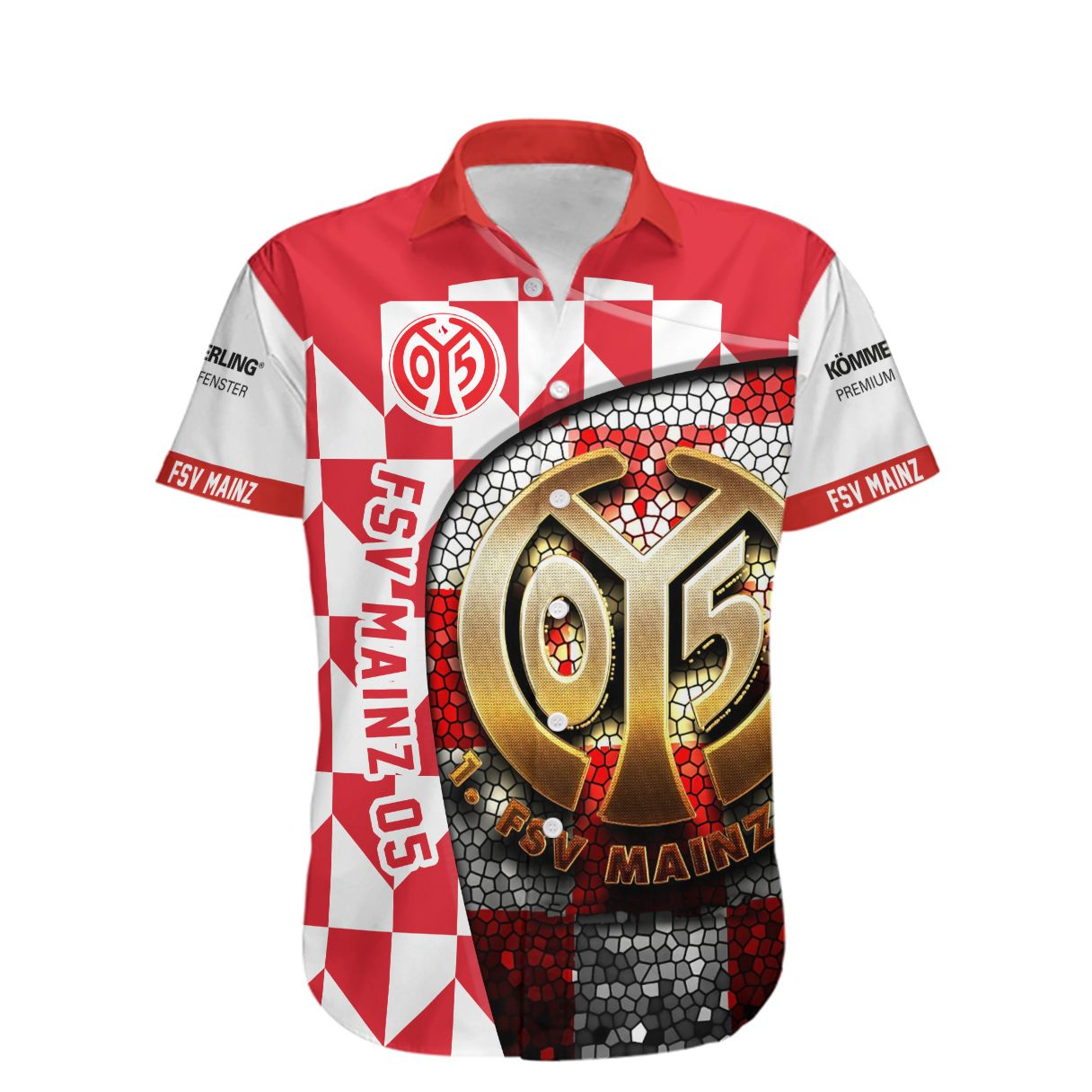 FSV Mainz 05 Die NullFunfer Hawaiian Shirt