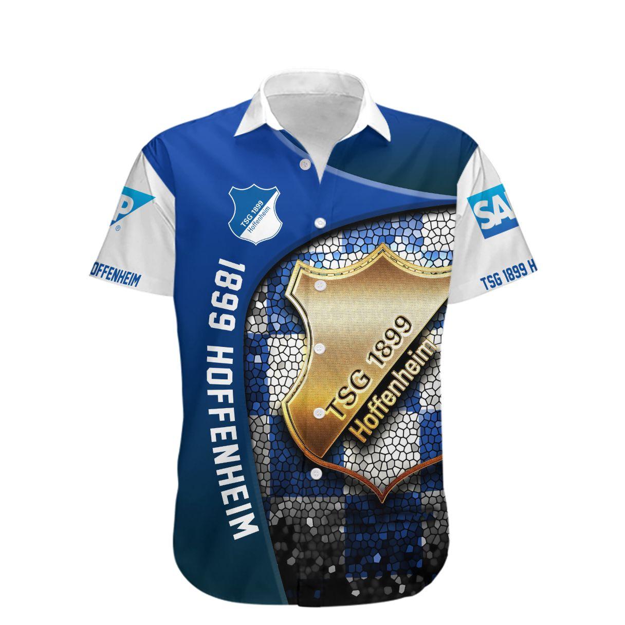 TSG 1899 Hoffenheim Die Kraichgauer Hawaiian Shirt