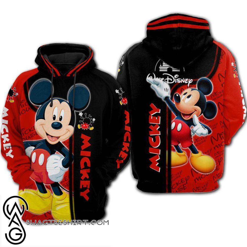 Mickey Mouse Disney Hoodie Sweatshirt Tshirt