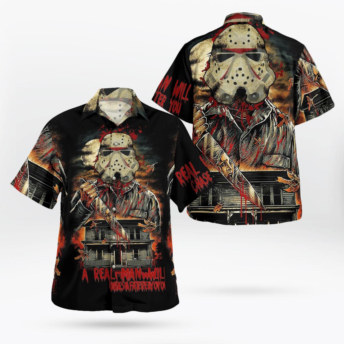 Star wars Stormtrooper Halloween Hawaiian Shirt