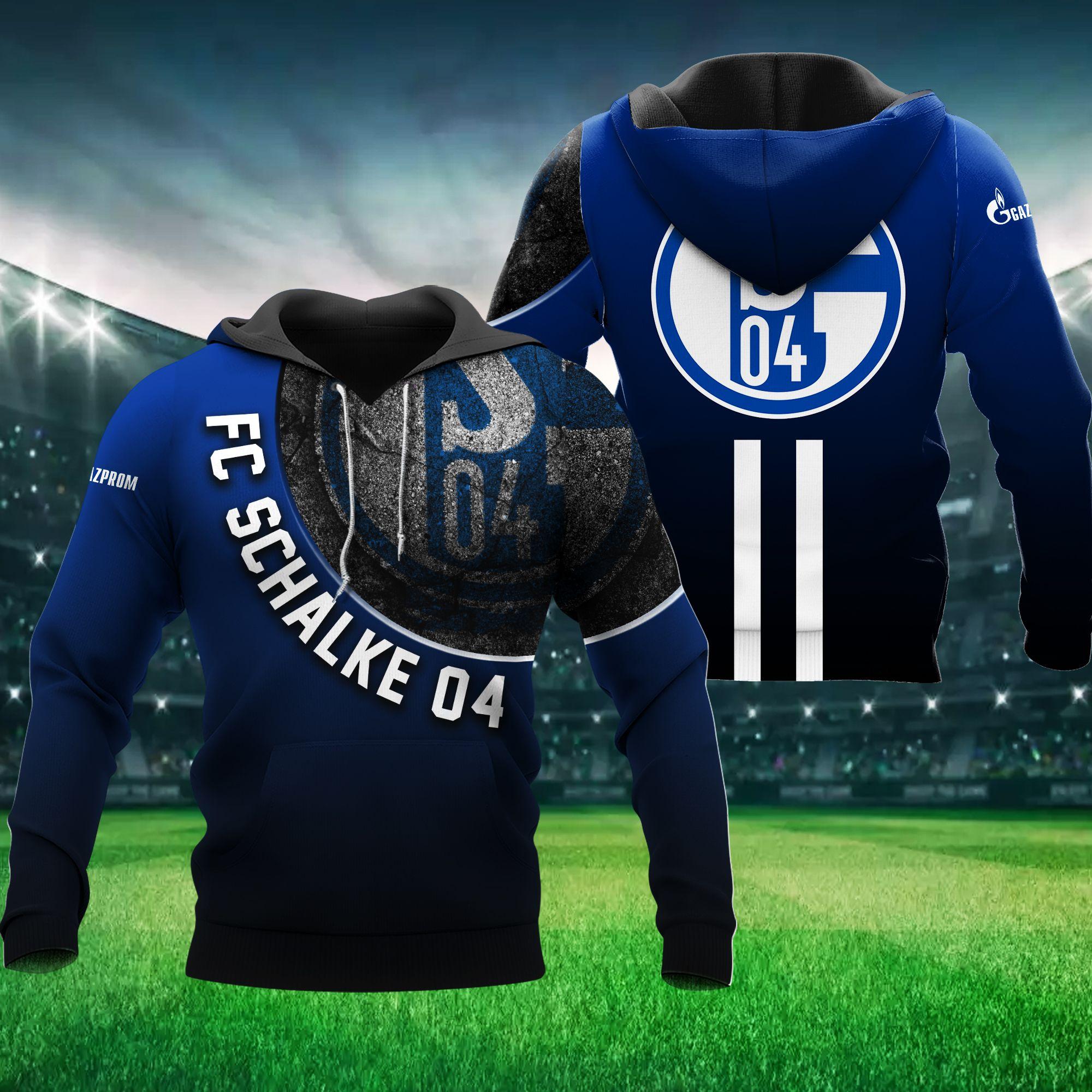 FC Schalke 04 Hoodie 3D