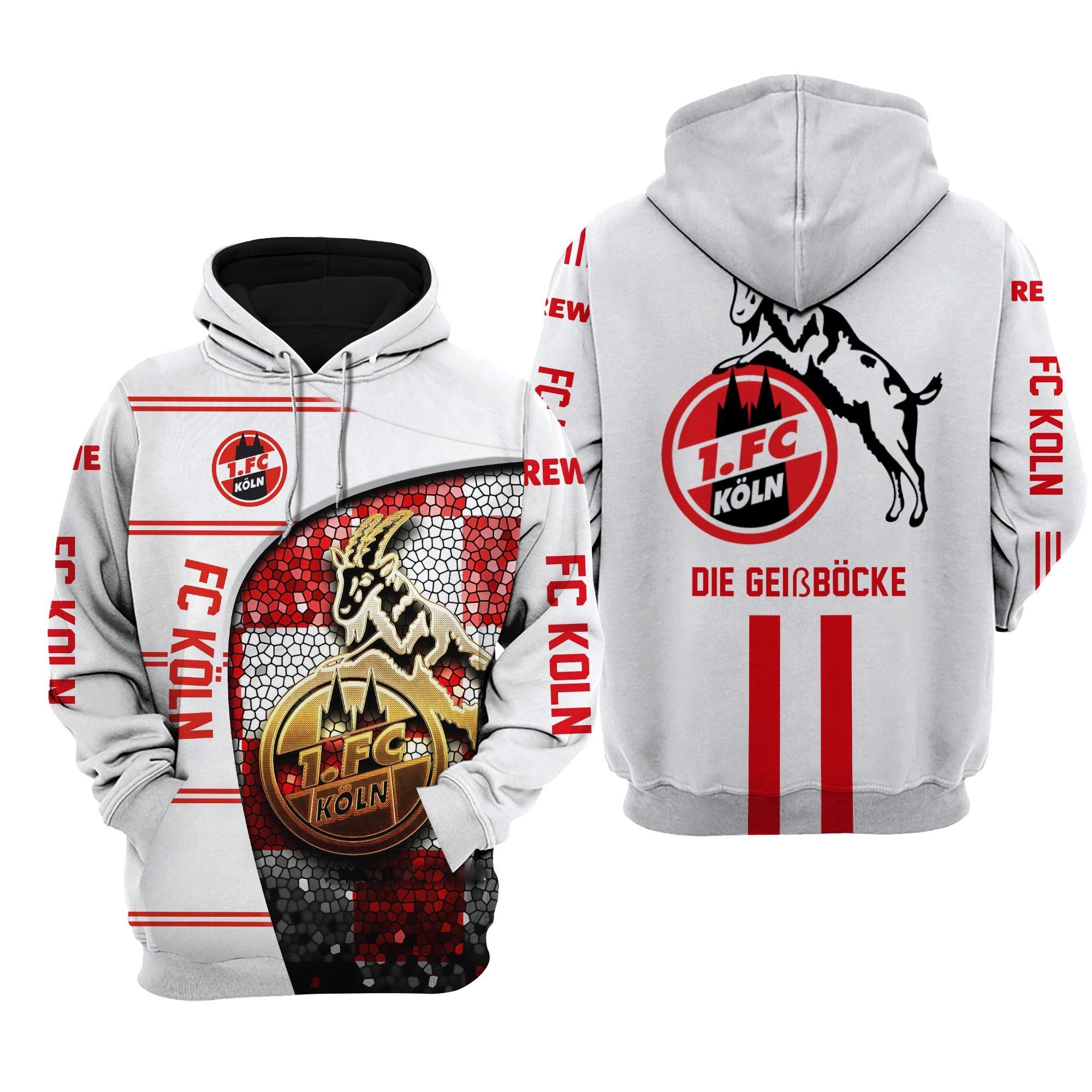 FC Koln Die GeiBbocke Hoodie 3D