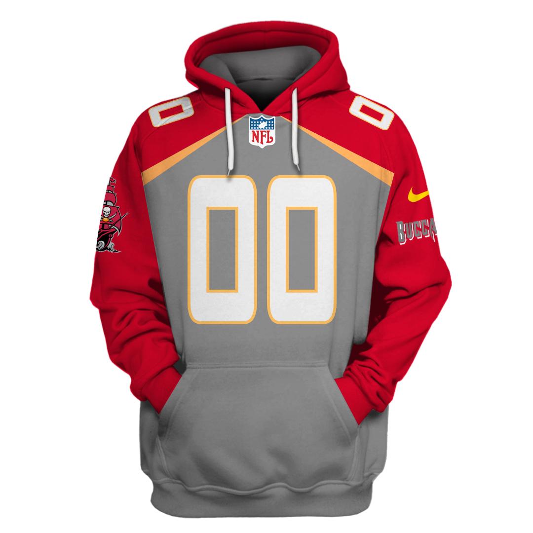Personalized NFL Tampa Bay Buccaneers hoodie sweatshirt
