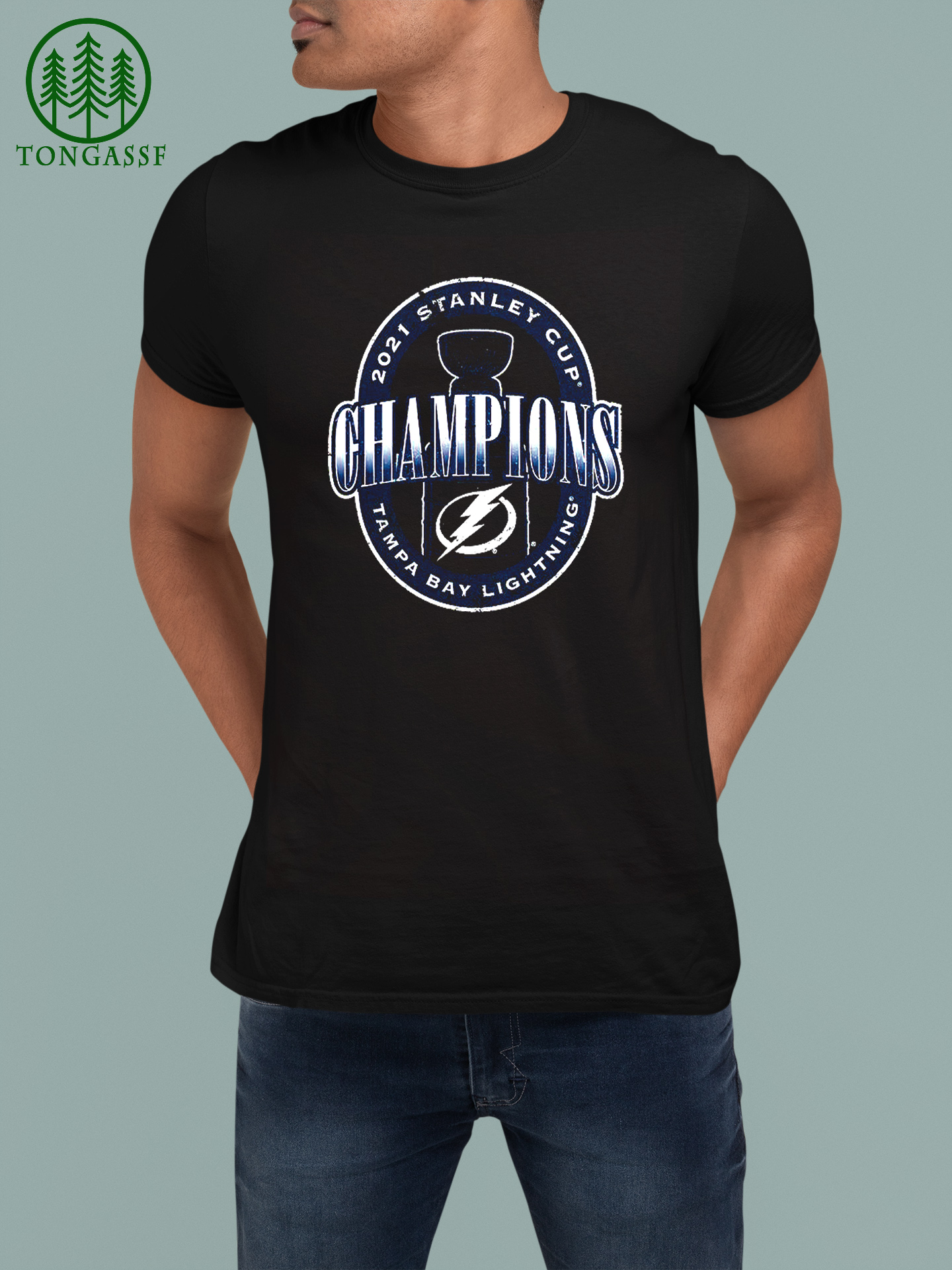 2021 Stanley cup champions tampa bay lightning the champion 2021 t shirt