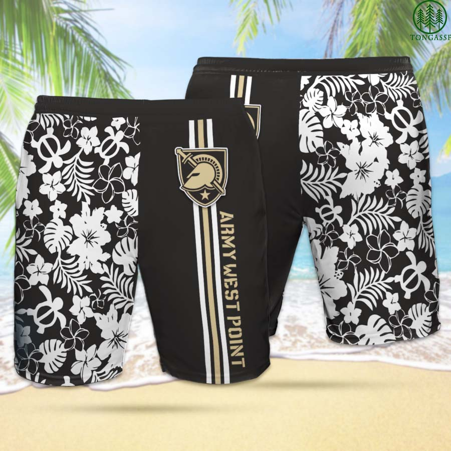 ARMY BLACK KNIGHTS Hawaiian Shorts